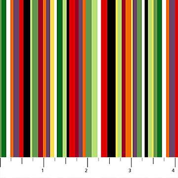 *Farm to Table multicolored stripe