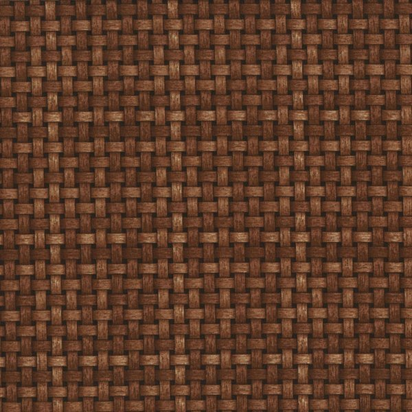 Brown Wicker Woven