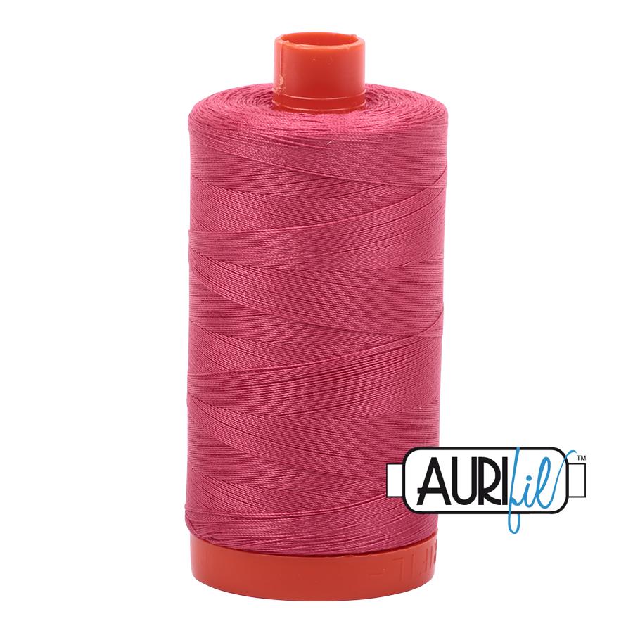 Aurifil Cotton Mako Thread Peony 28wt 750m (2440)