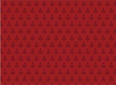 Coonawarra Red Tonal Small Print