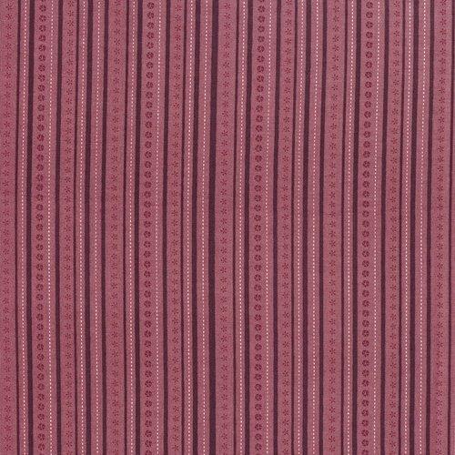 *Summer Holiday pink stripe