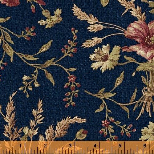 First Ladies  Navy Floral