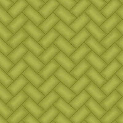Poppy Patio green woven