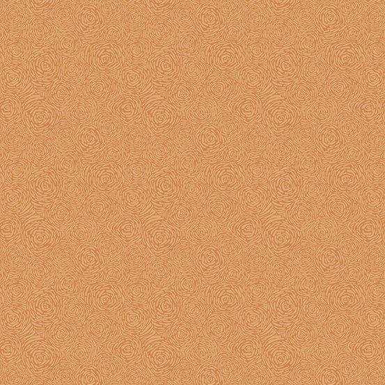 Composition Orange Tonal Print