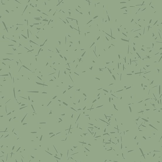Composition Green Tonal Confetti