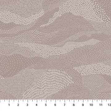 Elements Earth Taupe lines and dots