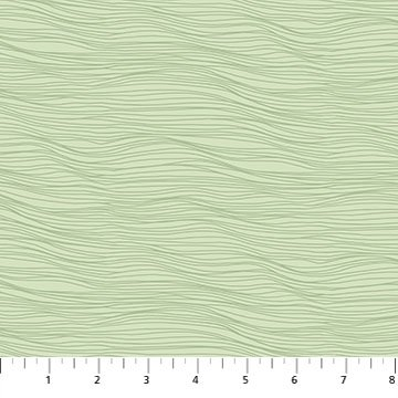 Elements Water Mint wavy lines
