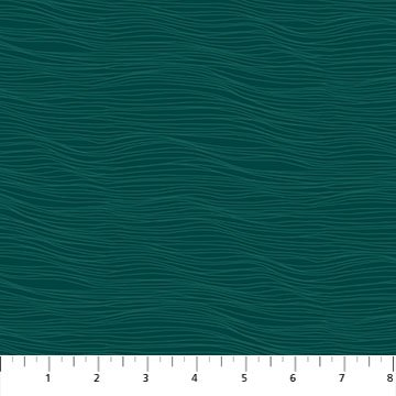 Elements Water Jade wavy lines