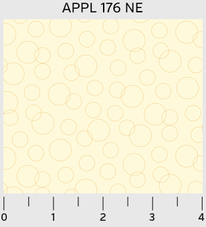 Apple Cider 14 Cream Tonal dots