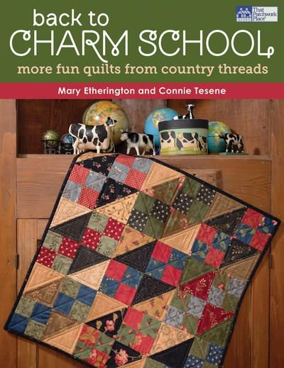 *Back to Charm School by Mary Etherington and Connie Tesene