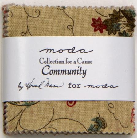 *Collection for a Cause: Community by Howard Marcus Mini Charm