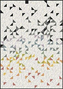 *Composition by Jane Dixon Quilt Kit