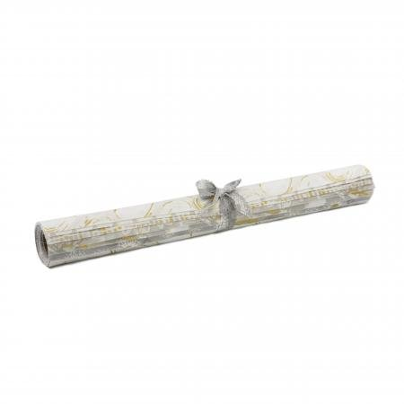 *Shiny Objects Good As Gold Pearl Metallic FQ Roll