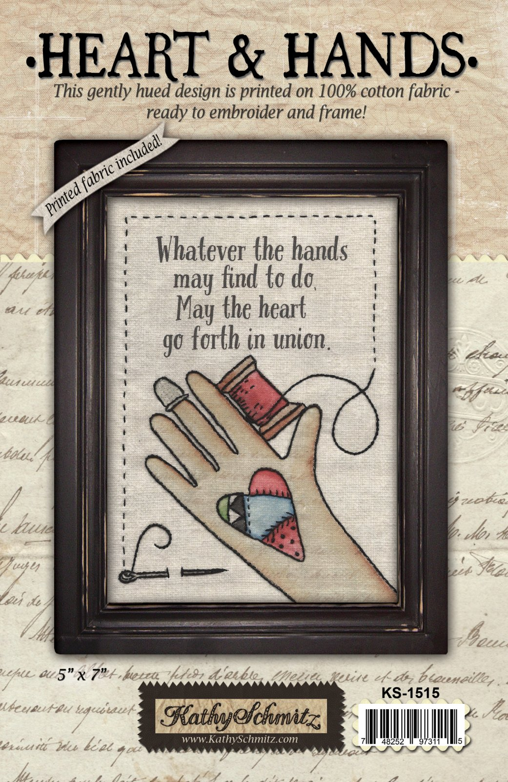 Heart & Hands by Kathy Schmitz