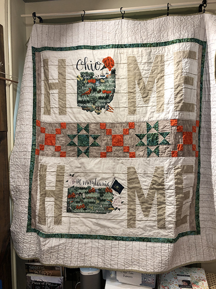 My Home State Quilt Kit