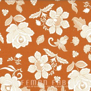 *Simply Eclectic  Marmalade Floral