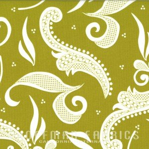*Simply Eclectic Chartreuse Leaves