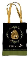 Bee Kind Bag Panel