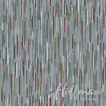 *Cardinal Carols Storm/Silver red green silver stripes
