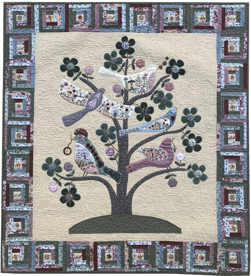 Lynette Anderson's Tree of Life Pattern Set