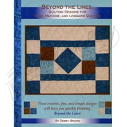 Beyond the Lines by Debby Brown