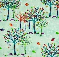 Autumn Hues By Alexa Kate Design Pattern 4204