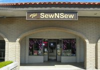 The SewNSew Building