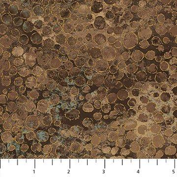 Shimmer - Earth 7 Brown Circles