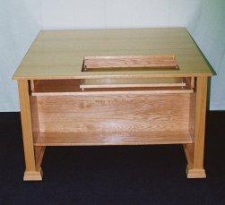 Unique Sewing  Furniture 548L Cabinet