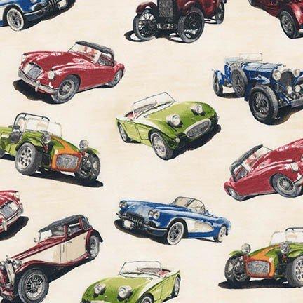 Classic Cruisers - Antique