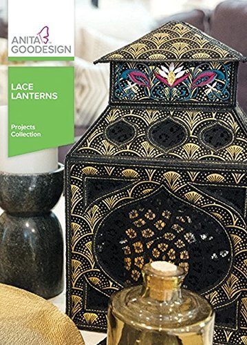 Anita Goodesign: Lace Lanterns