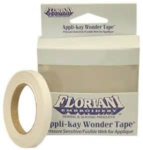 Appli-Kay Wonder 1 1/2x9yd Roll