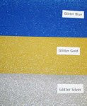 Appli-Stitch Glitter 2 Pack Blue