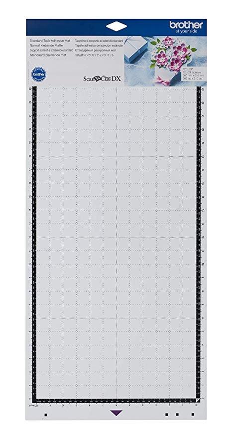 Scan N Cut DX Mat Standard Tack Adhesive 12 X 24