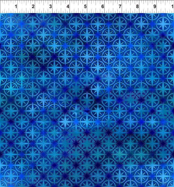 Calypso Compass Dark Blue