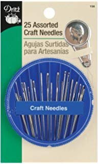 Craft Needle Compact 25 ct.