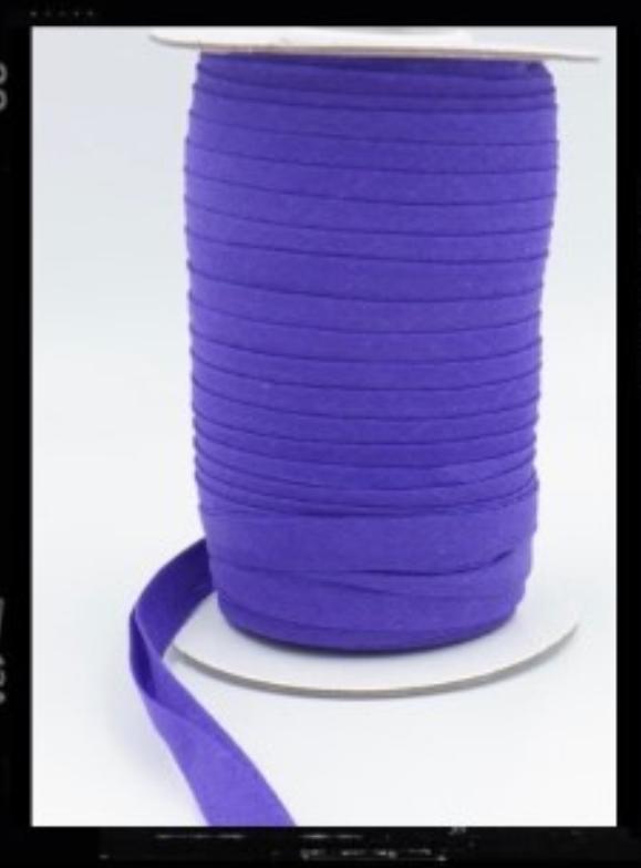 Bias Binding Purple