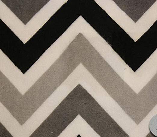 Cuddle FabricZigzag/Chevron 58-60 wide