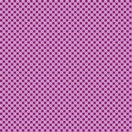 Cutie Tootie Purple Dots*