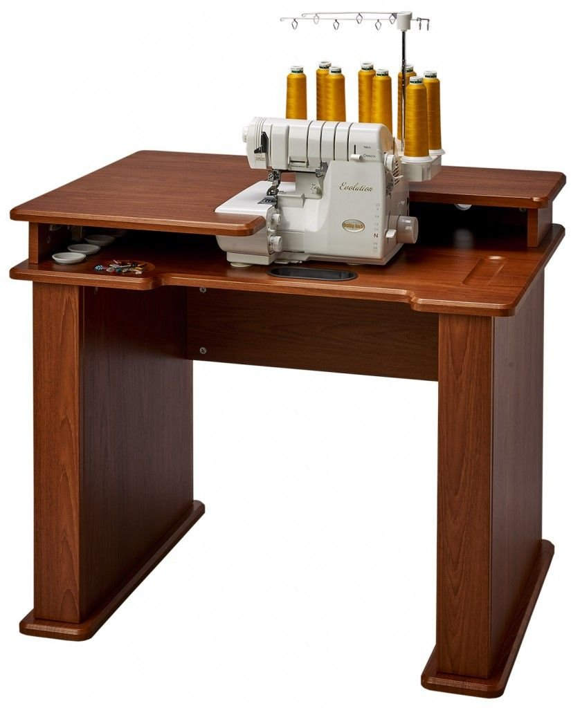 Serger Workstation - machine is for display only