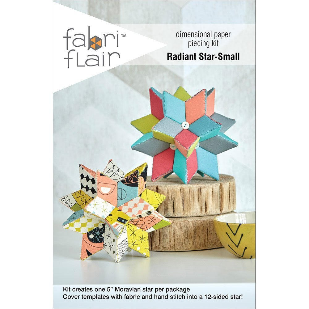 Dimensional Paper Piecing Kit Radiant Star-Small