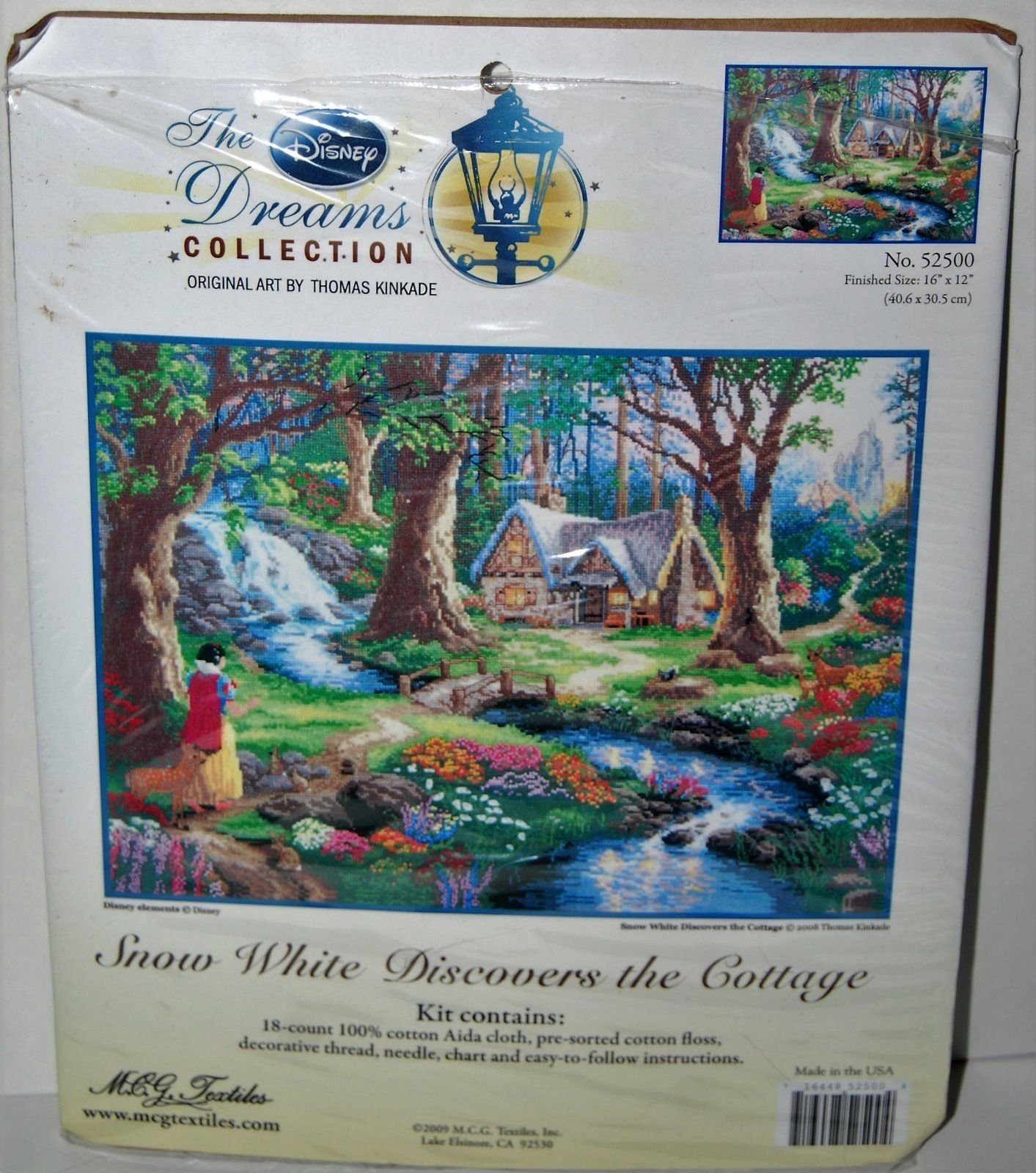 Disney Dreams Collection   Snow White Discovers the Cottage