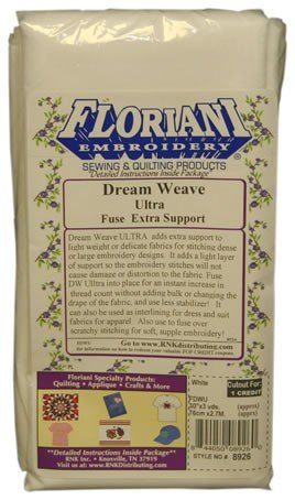 Dream Weave Ultra Fusible 30 x 3yds
