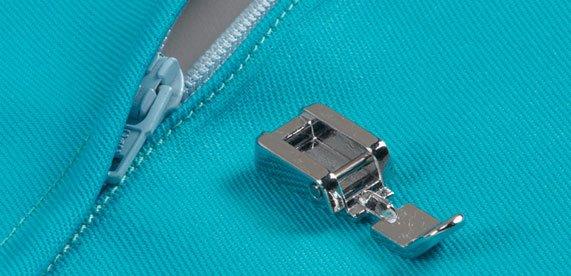 Baby Lock: Zipper Foot, Narrow (ESG-ZF)