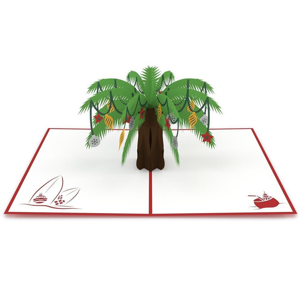 Lovepop Festive Palm Tree
