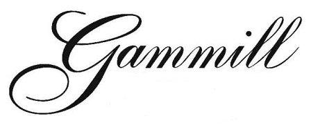 Gammill Logo