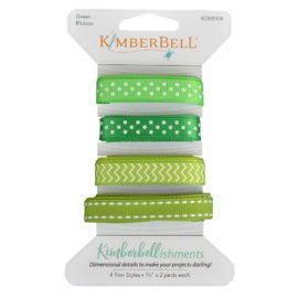 Kimberbell Ribbon Set Green