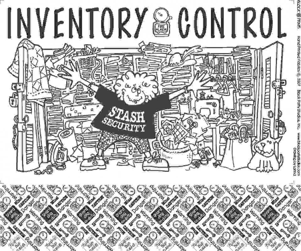 Inventory Control Quilt Panel