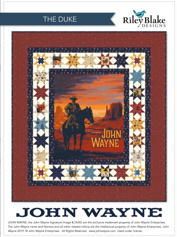 FREE Pattern -John Wayne FREE