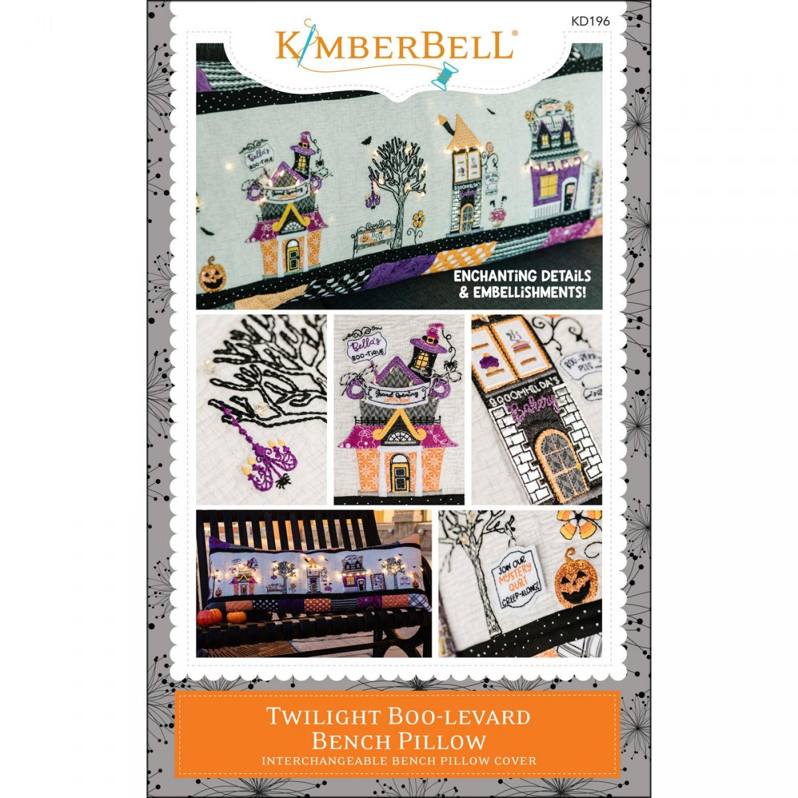 KD196 Kimberbell Twilight Boo-levard SV